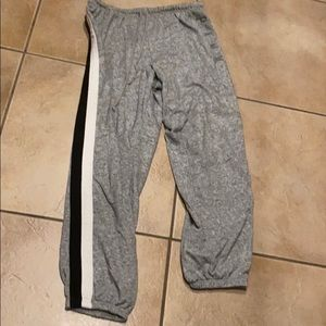 Gently worn Victoria's Secret PINK sweatpants